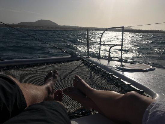 photo0.jpg - Photo de Oby Catamaran, Corralejo - TripAdvisor