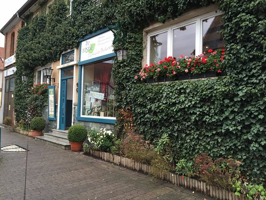 Fraenkisch-Crumbach, Jerman: Grüne Fassade