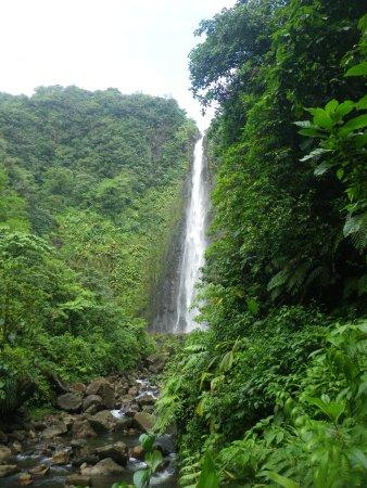 Parc National, Guadeloupe: Deuxième chute