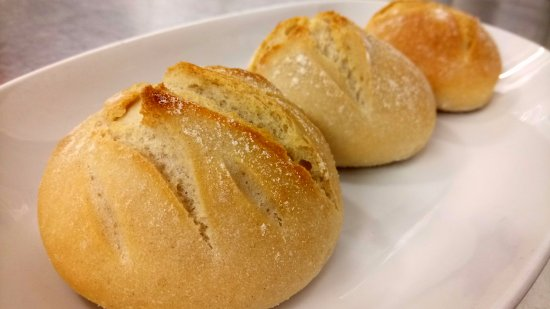 Iden, UK: Home baked bread