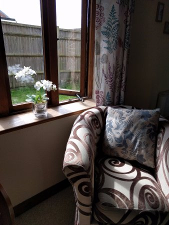 Iden, UK: Our lovely B&B room