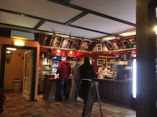 Arjang, Sweden: Restaurang Rincon