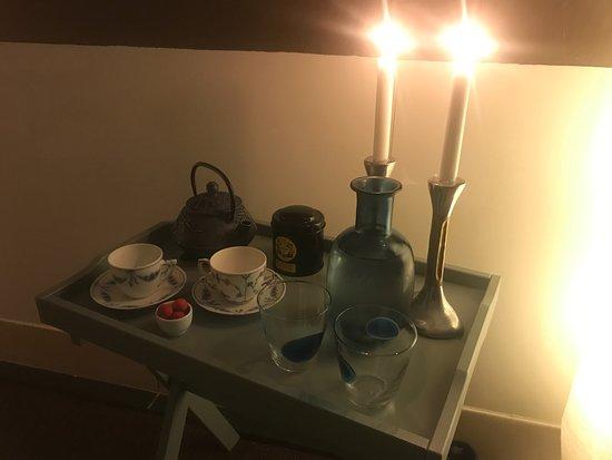 Frederiksberg, Dinamarca: Royal Copenhagen Porcelain for your Tea Time
