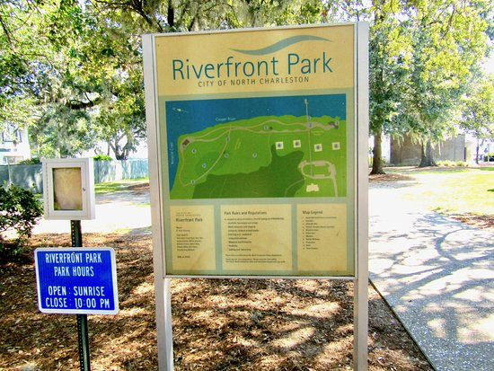 Riverfront Park : Welcome