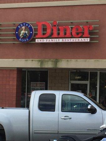 Betsy Ross Diner