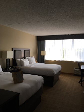 Eatontown, Nueva Jersey: Room 541 Hilton Honors level