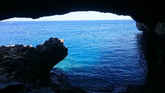 Luna star пещера