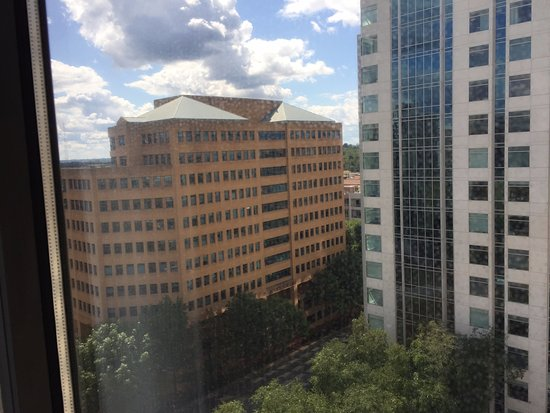 Bethesda, MD: View from the room #2
