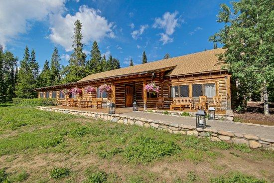 Delightful Jenny Lake Lodge Dining Room: The Jenny Lake Lodge U0026 Dining Room Part 25