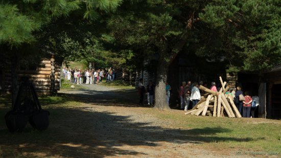 Grandes-Piles, Canada: Belles journées avec deux groupes