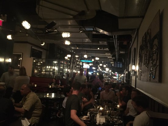 Photo of American Restaurant Blue Smoke at 116 E 27th St, New York, NY 10016, United States