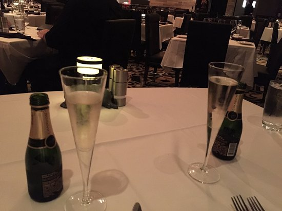 Bethesda, MD: Champagne chaser for starters