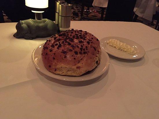 Bethesda, MD: Signature garlic bread loaf