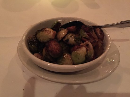 Bethesda, MD: Roasted Brussel Sprouts