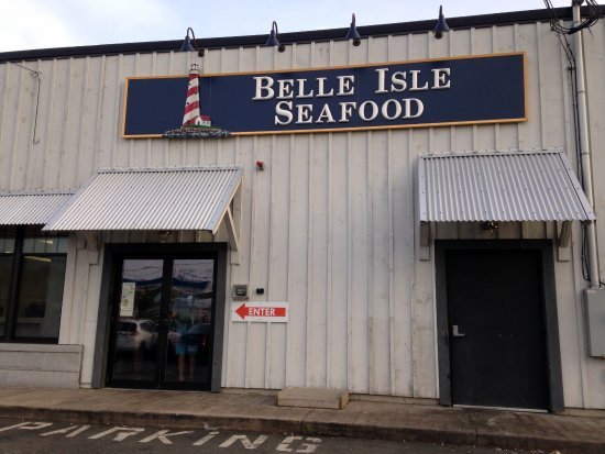Winthrop, Массачусетс: Belle Isle Seafood