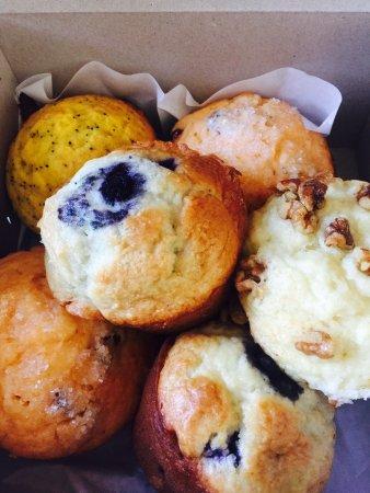 Grand Rivers, KY: Muffin Half Dozen Yummy!