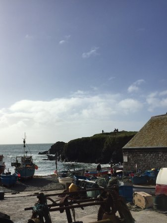 Cadgwith, UK: Cove