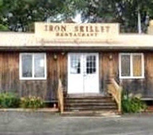 Troy, Pensilvania: Iron Skillet Restaurant