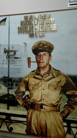 MacArthur Memorial: The life and times of the general.