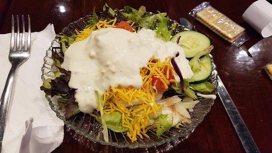 Lexington, Южная Каролина: Salad