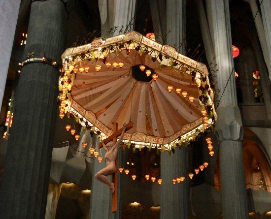 Hi. This is Barcelona... : Inside