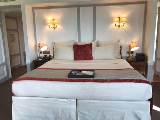 Regina Hotel: Room 515