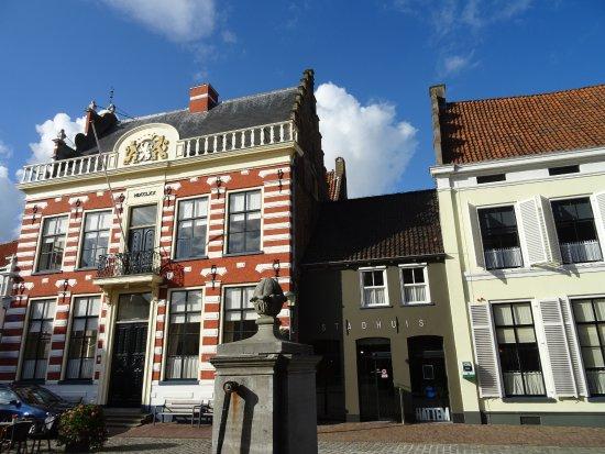 Rijksmonument Het Stadhuis Van Hattem