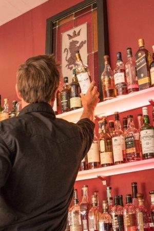 Manzanita, OR: A variety of scotch, bourbon, irish whiskey, rum, tequila, pretty much you name it awaits