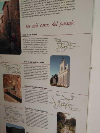 Alajar, Spain: Peña de Arias Montano