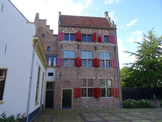 Rijksmonument Daendelshuis Hattem