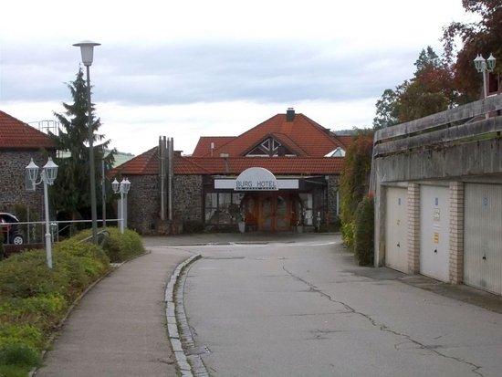 Burghotel Am Hohen Bogen Image