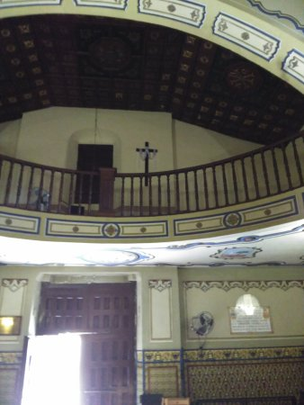 Alajar, Spain: Ermita Ntra. Sra. Reina de los Ángeles