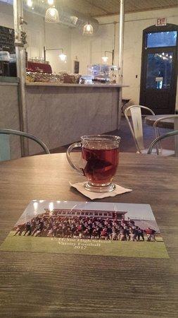 Cameron, TX: Old School Coffee & Creamery