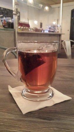 Cameron, Τέξας: Old School Coffee & Creamery