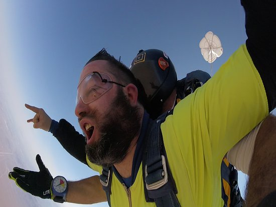 Vegas Extreme Skydiving : sheer joy!!
