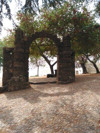 Alajar, Spain: Arco de los Novios