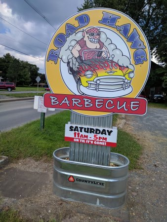 Duncannon, PA: Awesome stop for BBQ