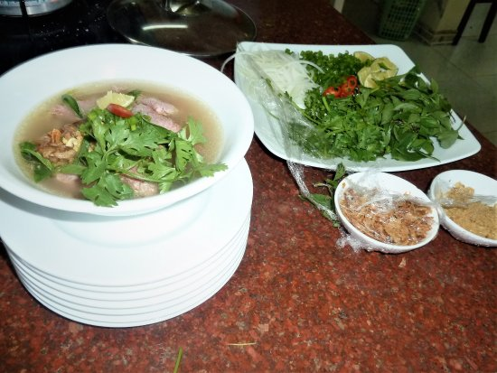 Green Bamboo Cooking School & Cafe: A product of our efforts.