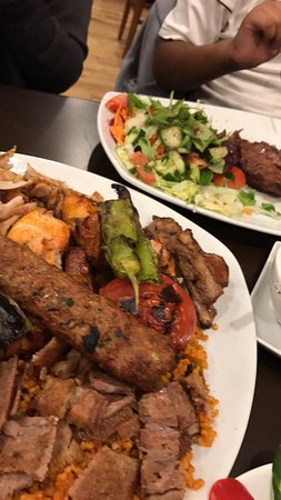 Datchet, UK: Now opened as Turkish restaurant