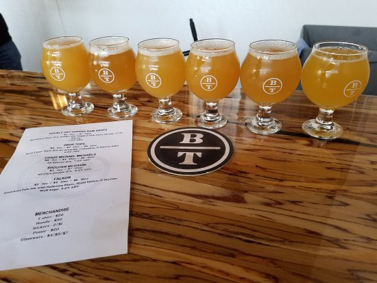 Saint Paul, MN: Barrel Theory Beer Company -St. Paul