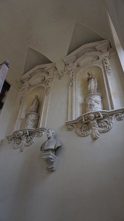 Province of Turin, Italien: Ana bina merdiven  duvarları ssaağ kanat