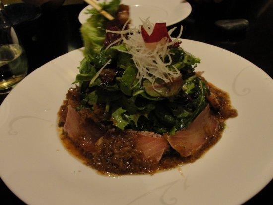 Nobu: salada sensacional