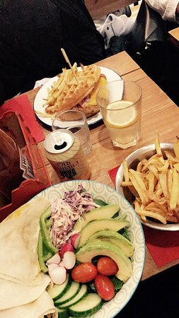 Restaurant Gumbo Yaya Paris