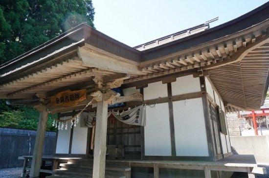 Hirono-cho, Japón: 白滝神社