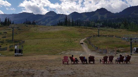 Goleen, Canadá: Kicking Horse Mountain Resort
