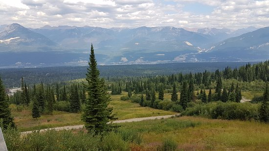 Golden, Canada: Kicking Horse Mountain Resort