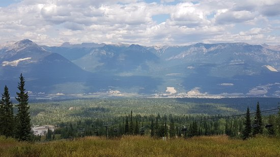 Goleen, Canadá: Kicking Horse Mountain Resort