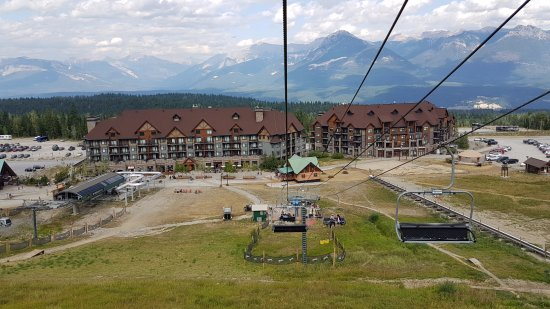 Golden, Kanada: Kicking Horse Mountain Resort
