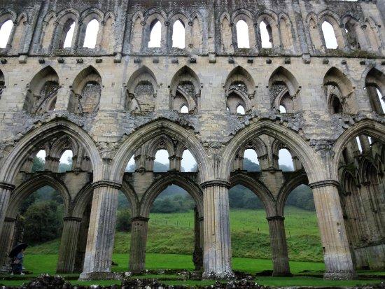 Helmsley, UK: Gothic Arches ....