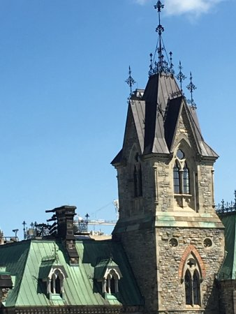 Ottawa, Canada: Parliament Hill and Buildings